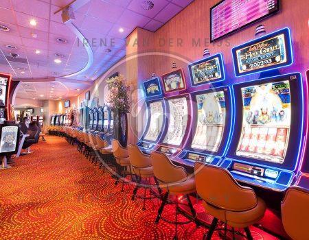 Interieurfotografie Holland Casino Zandvoort